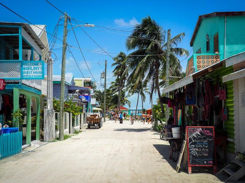 Belize et Guatemala