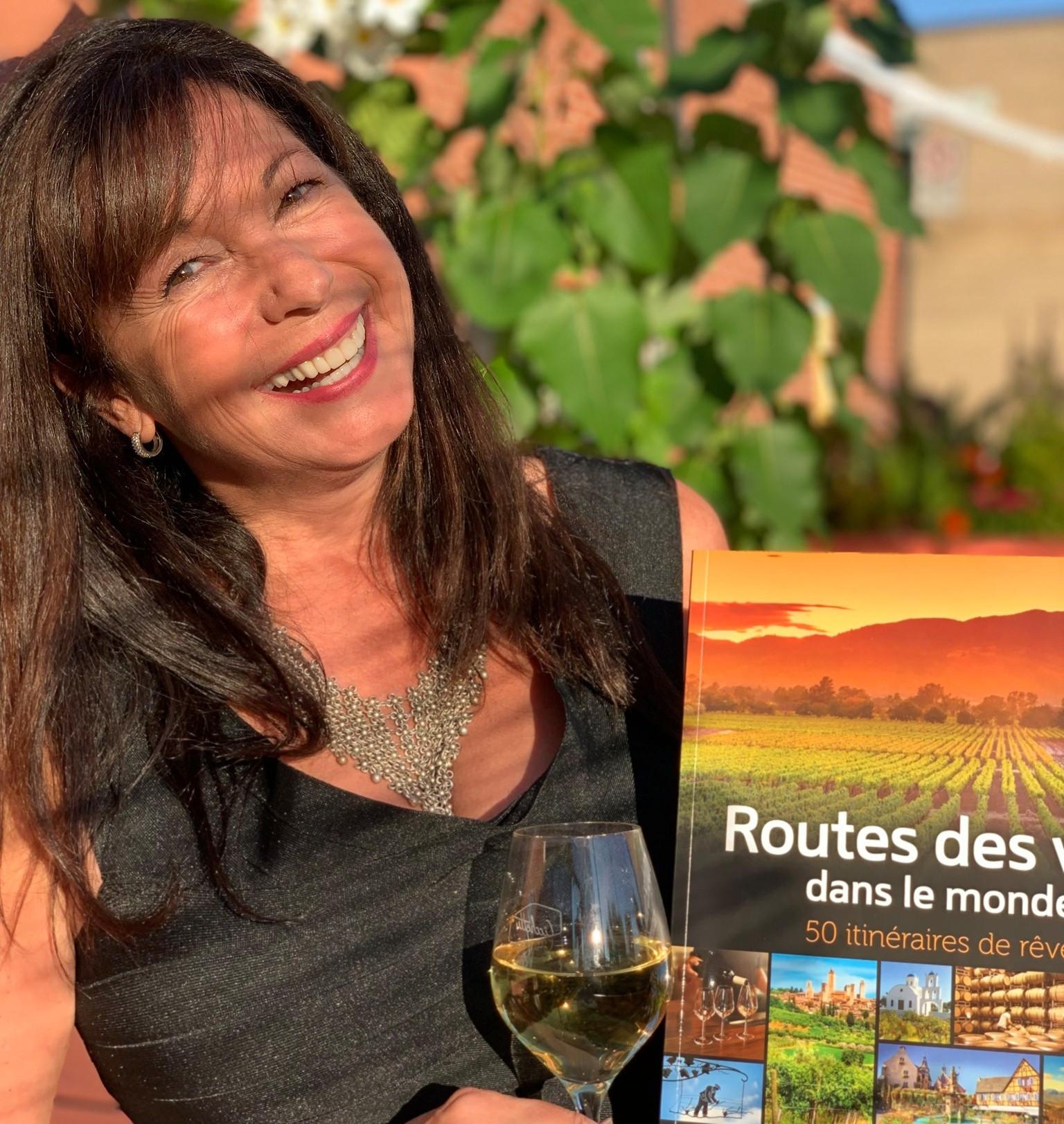 Sur les routes des vins dans le monde, ce jeudi 21 mai à 10 hres en live sur Facebook, à l'émission Ici et Ailleurs