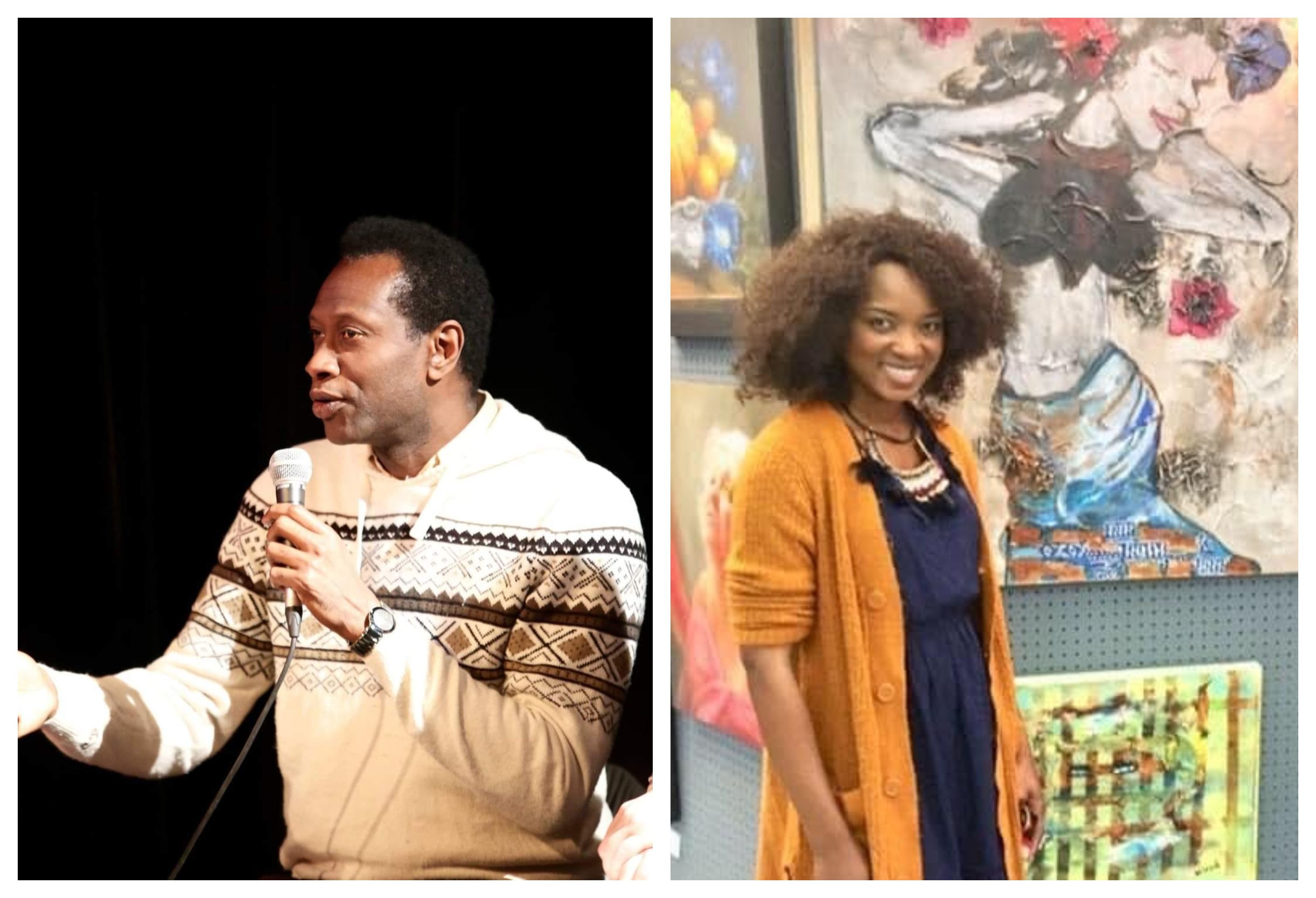 Richesses africaines (Arts et enjeux du territoire)
