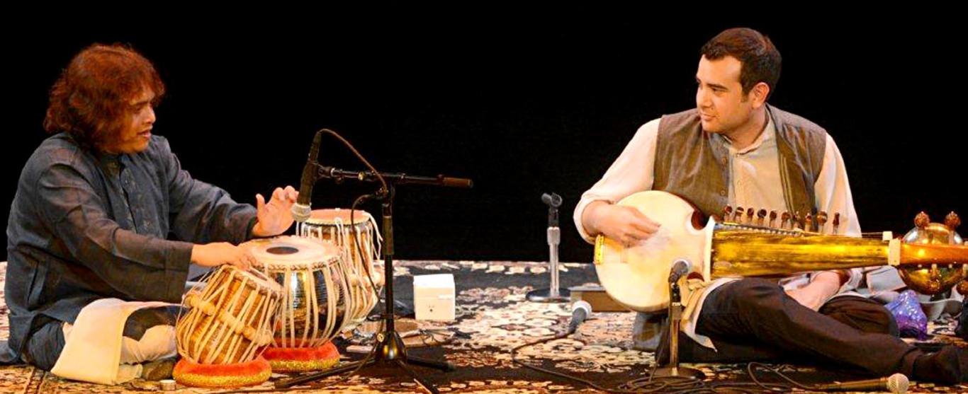 Ce mardi à l'émission Le Voyage Imaginaire : le sarod et le santour en musique indienne