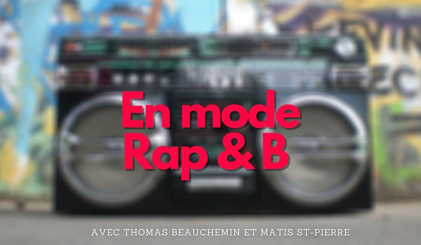 En mode Rap & B