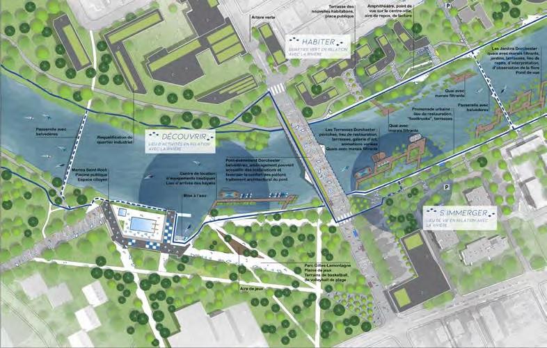 La Ville dévoile son plan de mise en valeur des rivières
