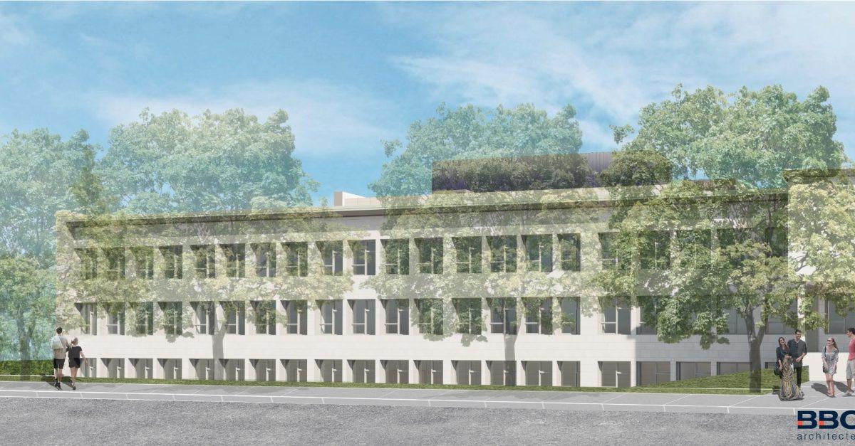 Vers un agrandissement de l'école Joseph-François-Perreault