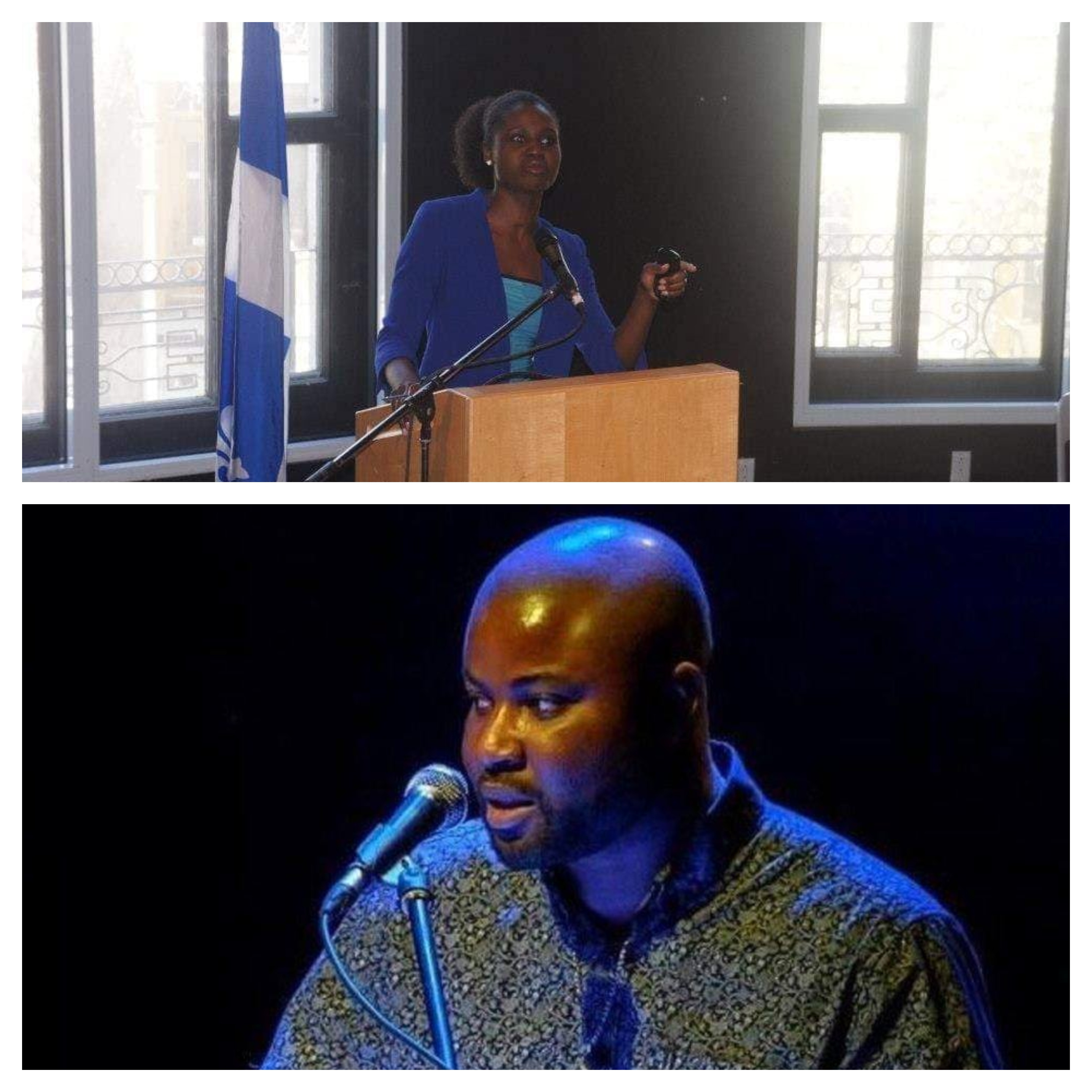 Hommage à deux personnes engagées : Kethlande Pierre et LenineNankassa Boucal