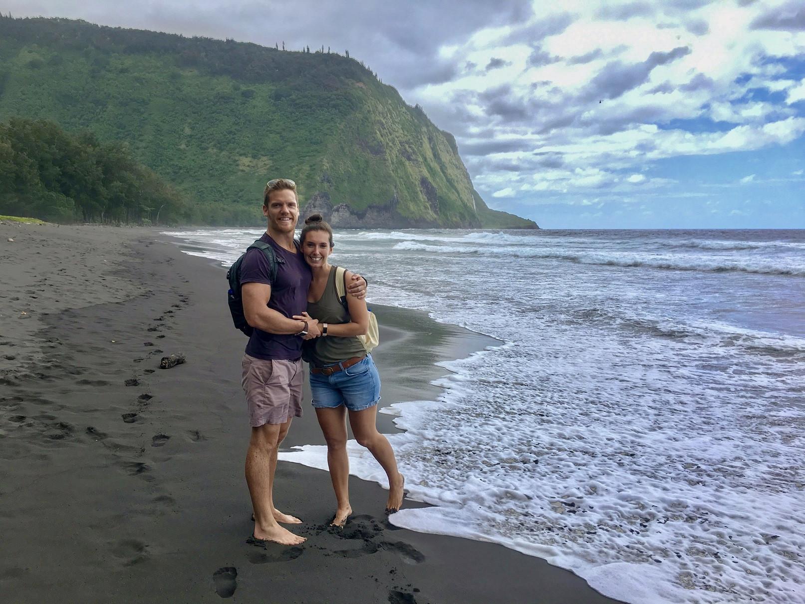 Une lune de miel sans fin en direct d'Hawaï, ce jeudi 26 novembre 2020, de 10 à 11 heures, à l'émission Ici et ailleurs