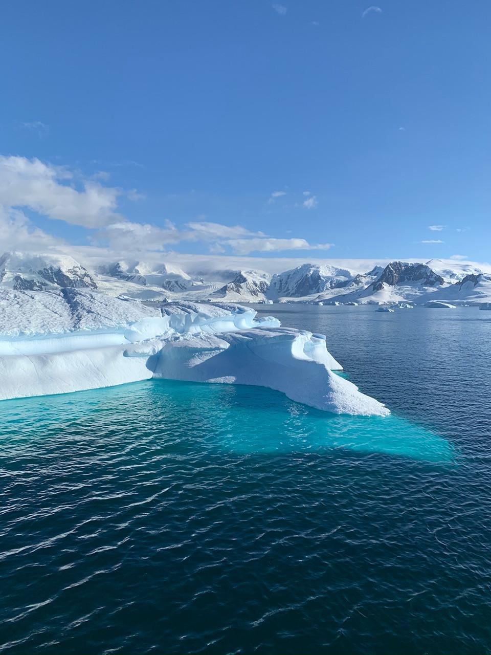 Buenos Aires, Antarctique et Chili, ce jeudi, 22 avril de 10 à 11 hrs, à l'émission Ici et Ailleurs