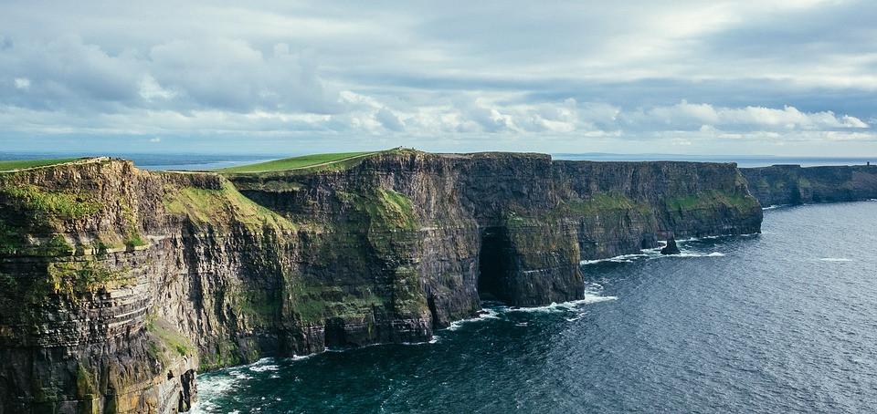 L'Irlande luxuriante, ce jeudi 13 mai, de 10 à 11 hres, à l'émission Ici et Ailleurs