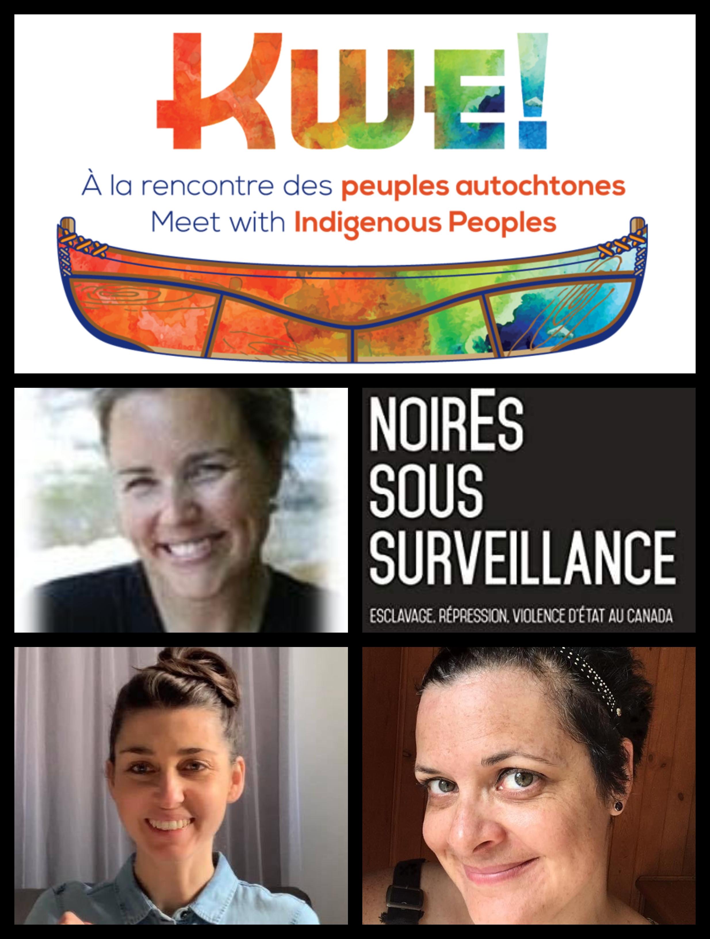 Émission du 7 juin 2021: Voyage humanitaire, NoirEs sous surveillance et le début du mois de l'histoire des Autochtones