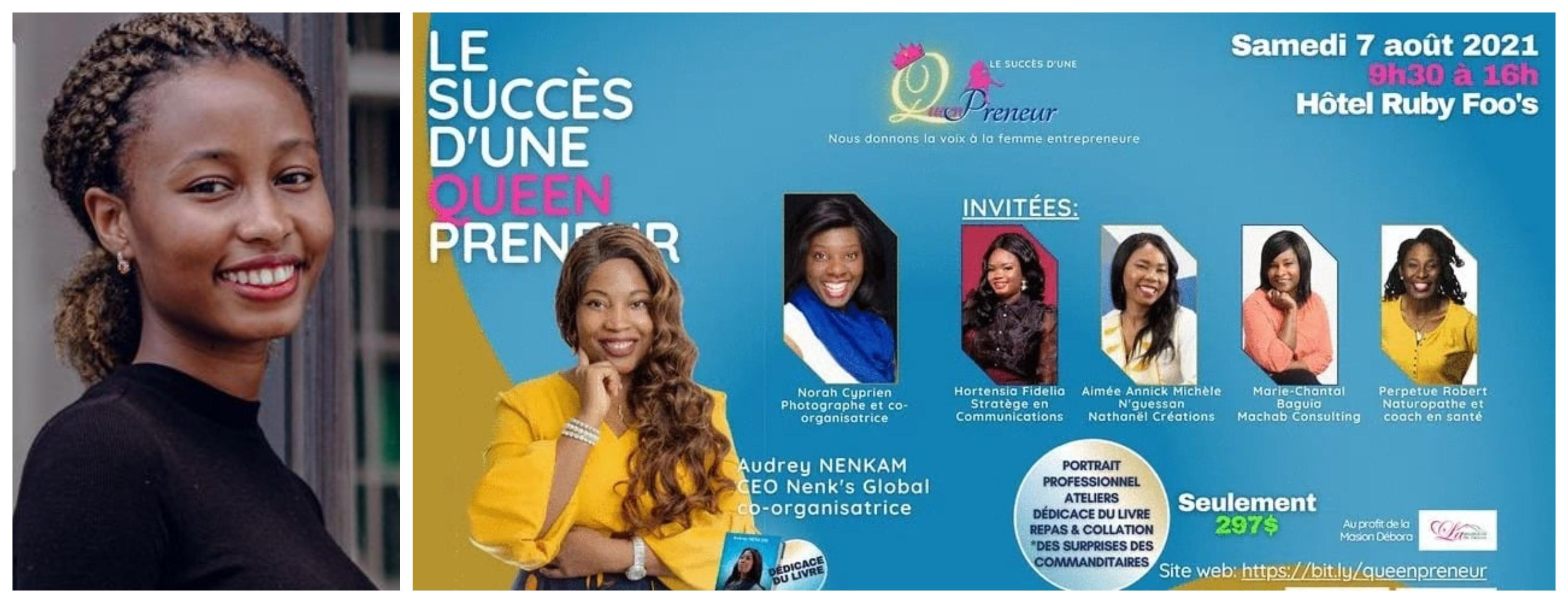 Émission du 2 août 2021 : L'entrepreneuriat des femmes noires au Québec