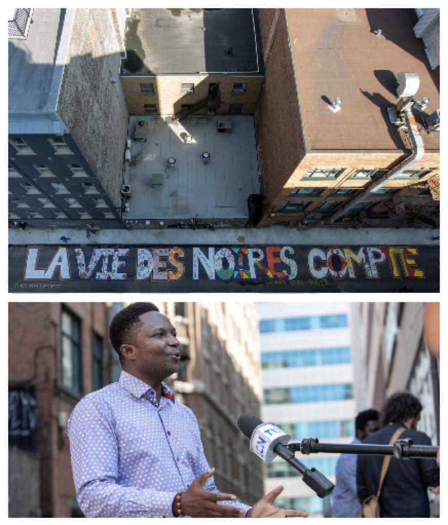 Émission du 23 août 2021: La vie des Noirs compte - libération et passé esclavagiste