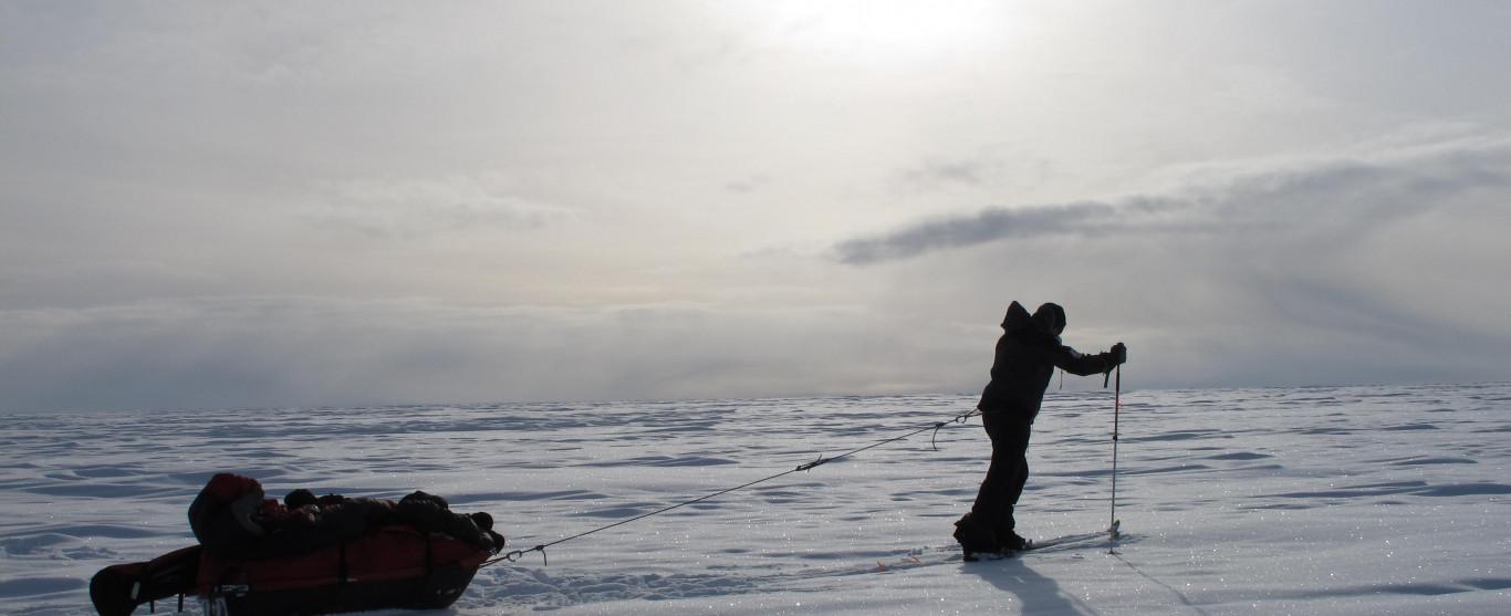 À l'émission Ici et Ailleurs, ce jeudi 20 octobre dès 10h00 : Rêve glacial en Antarticque