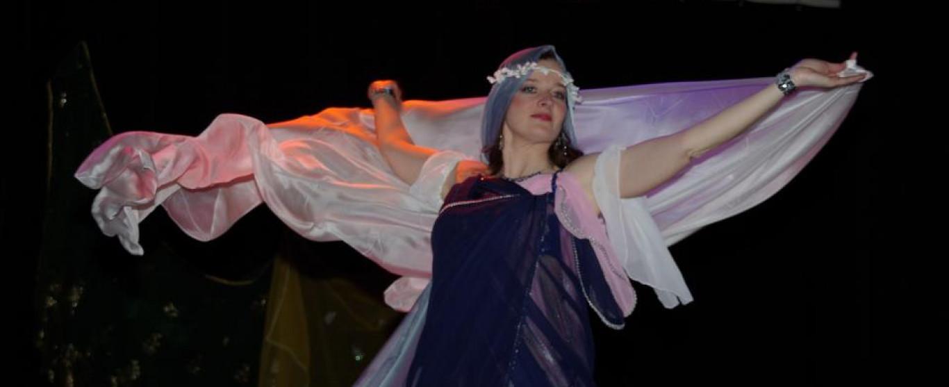 Ce mardi 1er novembre dès 18h00 à l'émission Le Voyage Imaginaire : Danse Orientale Zeïna