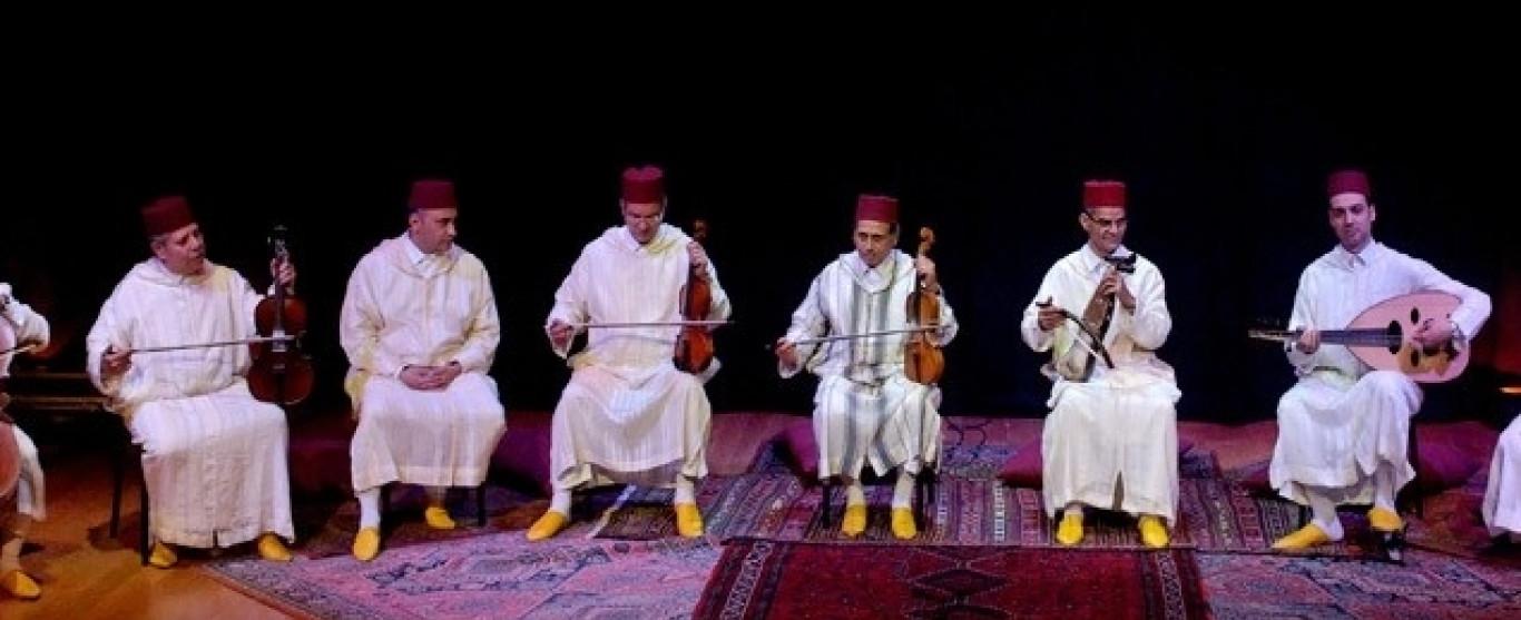 Ce mardi 15 novembre dès 18h00 à l'émission Le Voyage Imaginaire : Orchestre de Fez