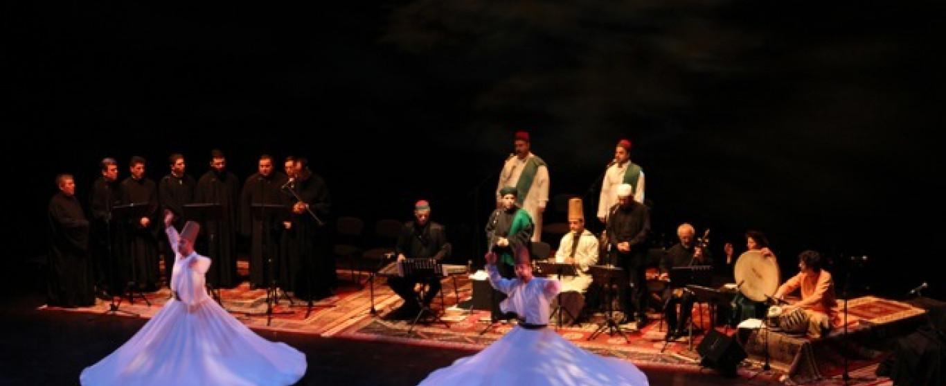 Ce mardi 13 décembre à l'émission Le Voyage Imaginaire : Syrie et Turquie