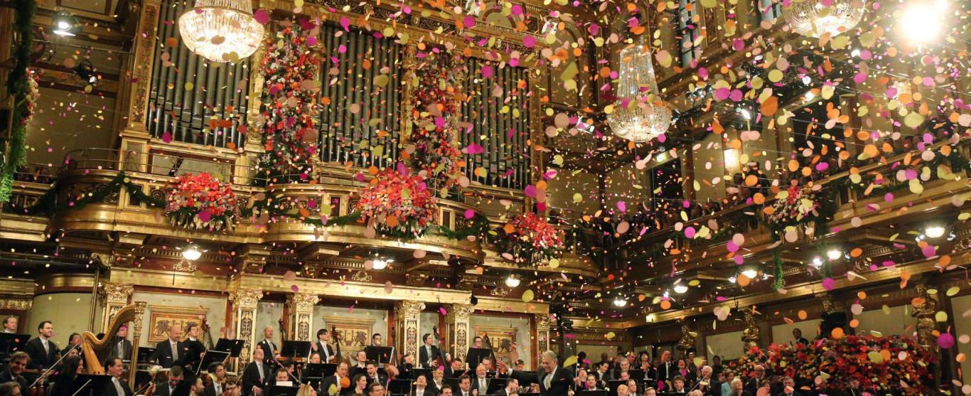 À Classique...!  ce mercredi 28 décembre dès 11h : Place au concert du Nouvel An!!