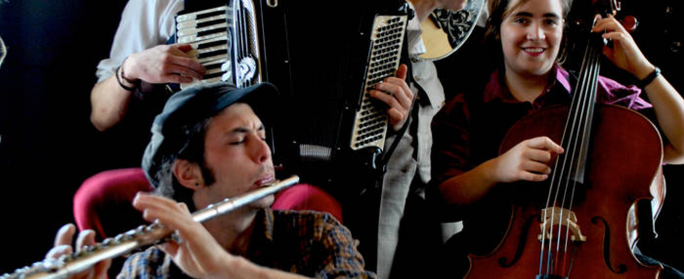 Ce mardi 3 janvier dès 18h00 à l'émission Le Voyage Imaginaire : l'accordéon