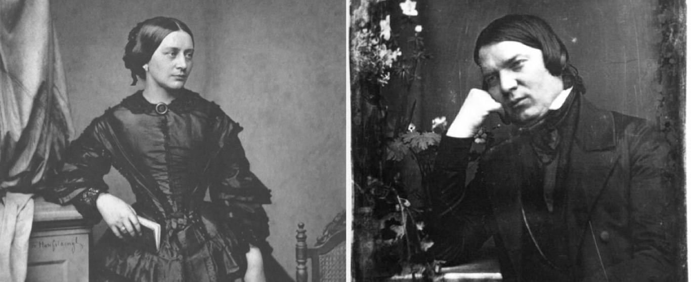 À Classique...! ce mercredi 4 janvier dès 11h : Clara et Robert Schumann (1ere de 2)