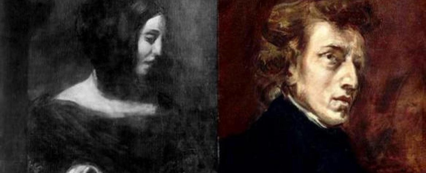 À Classique...! mercredi le 18 janvier dès 11h00 : Autour de George Sand (Frédéric Chopin)
