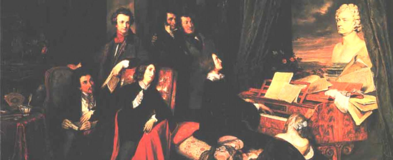 À Classique...! ce mercredi 25 janvier dès 11h00 : Autour de George Sand (Franz Liszt)