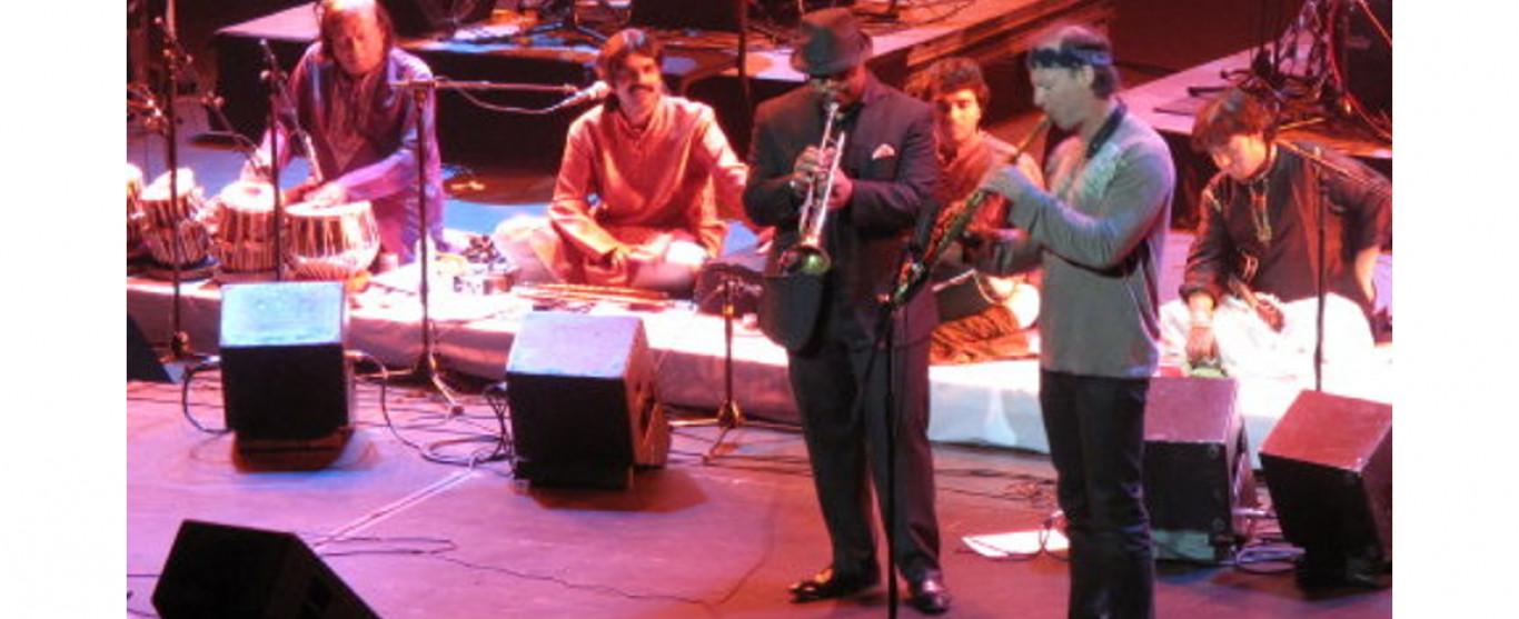 À l'émission Le Voyage Imaginaire ce mardi 14 février dès 18h00 : Métissage Jazz et musique indienne