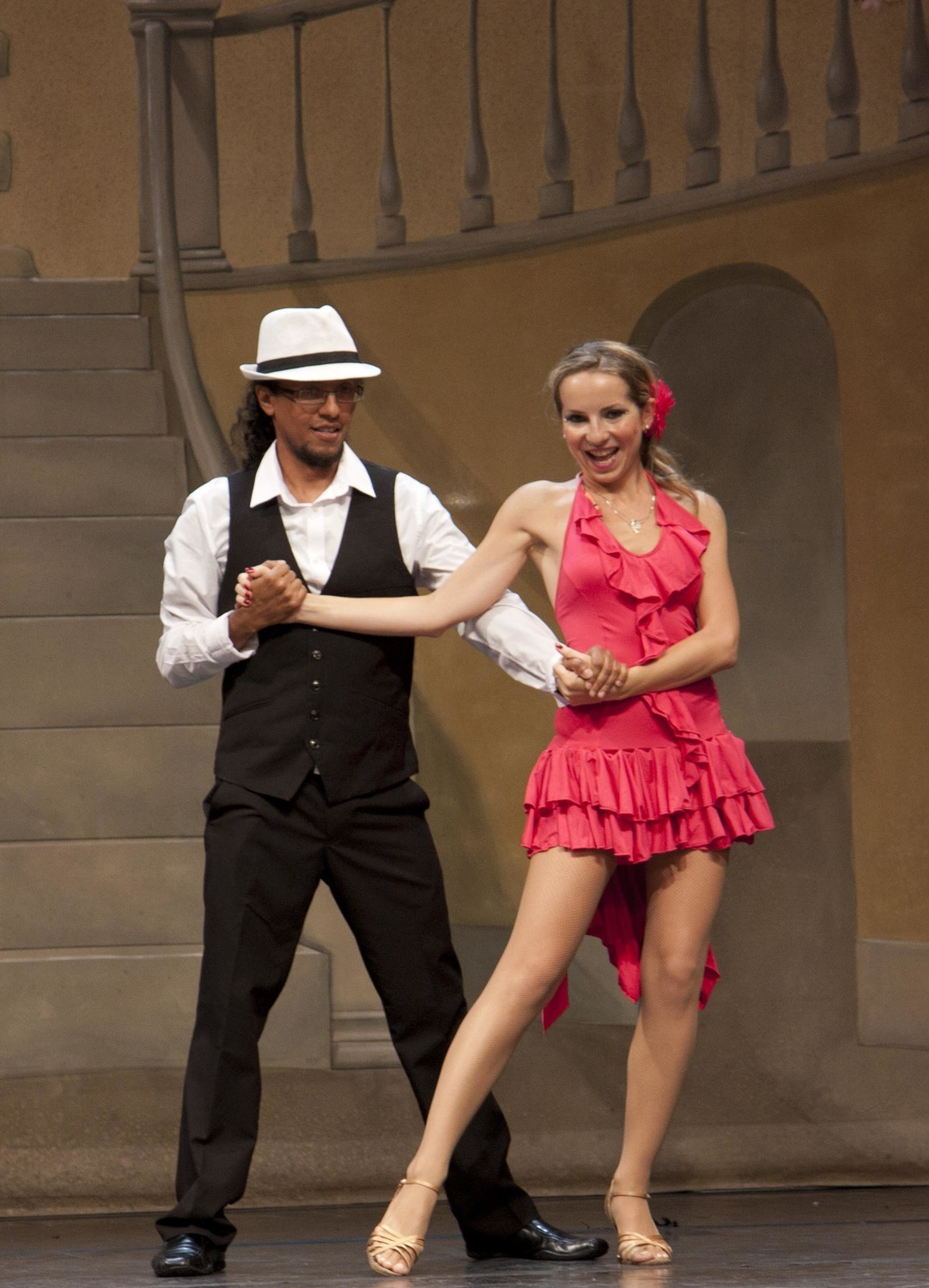 Latin Dance Lessons for Individuals & Groups