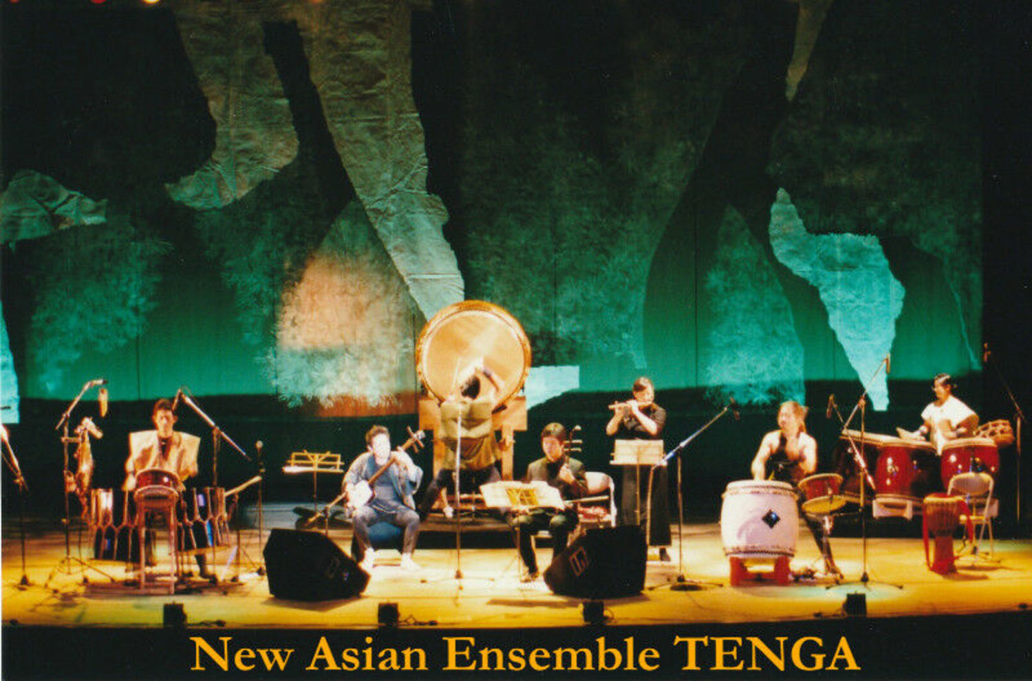 New Asian Ensemble TENGA