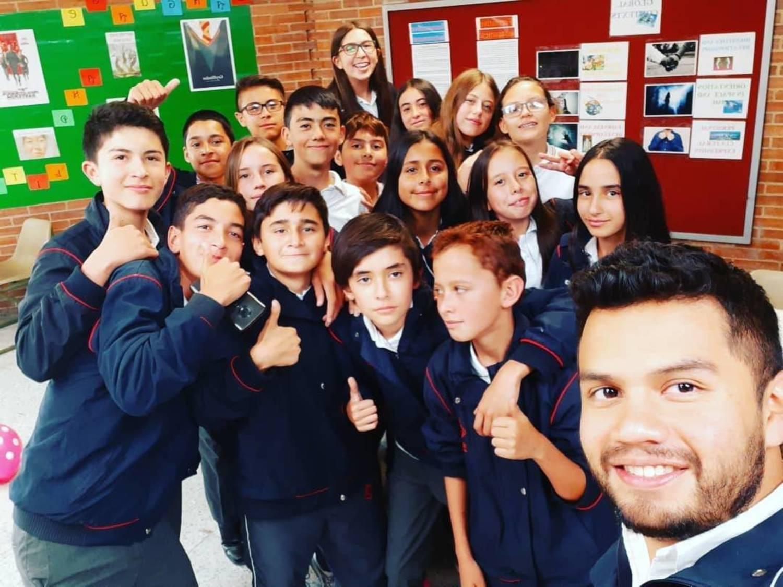 My high school students