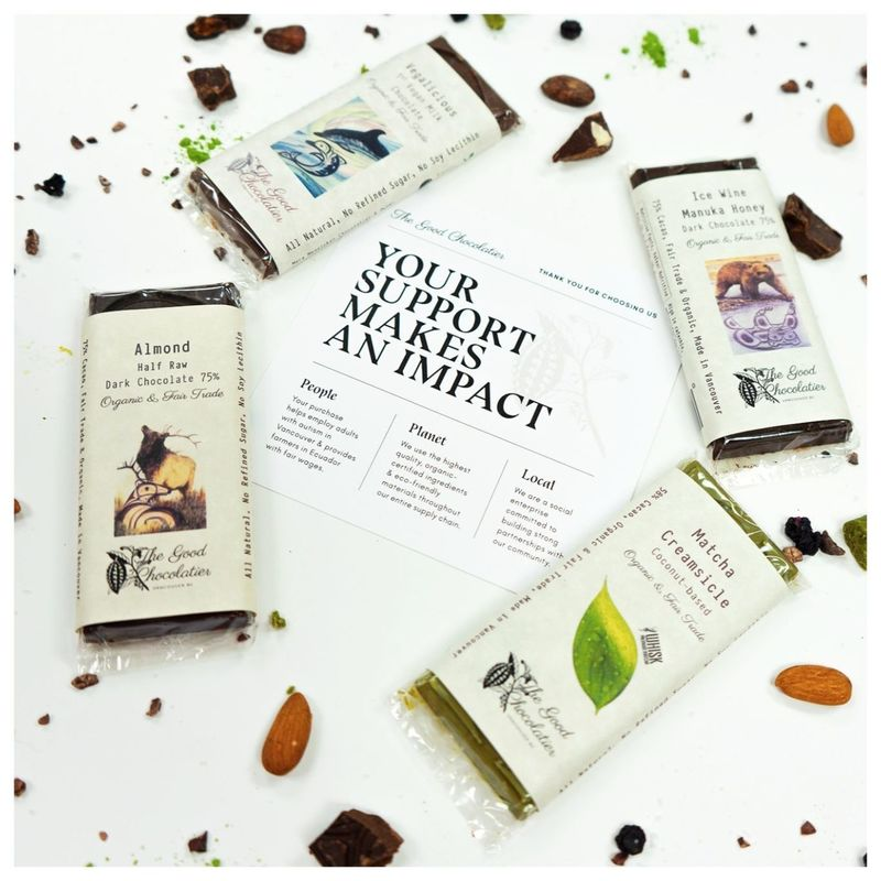 The Good Chocolatier