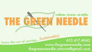 The Green Needle