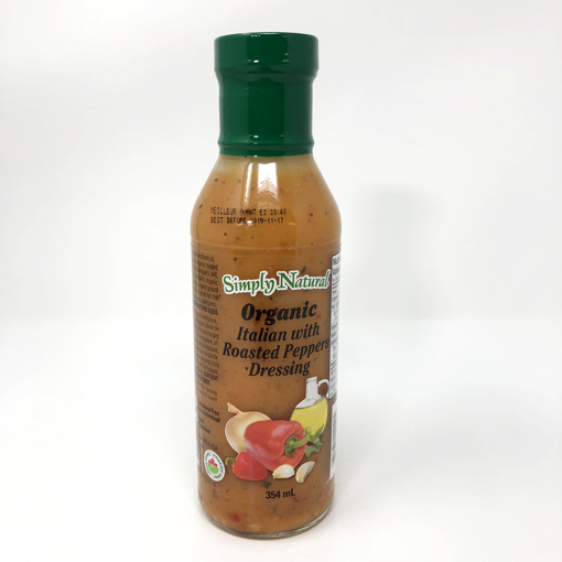 Picture of Dressing - Italian with Roasted Peppers - 354 ml