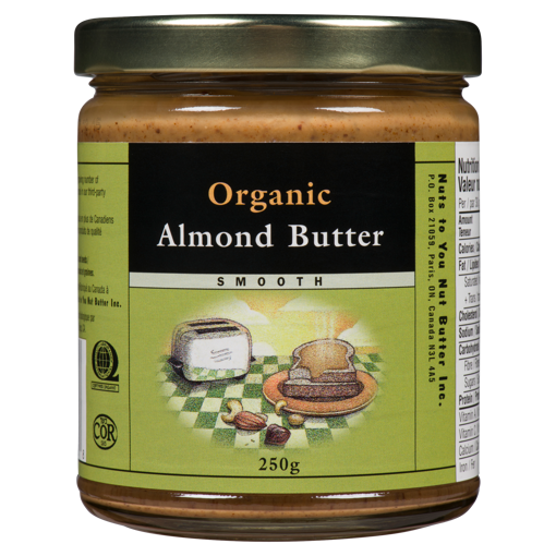 Picture of Organic Almond Butter - 250 g