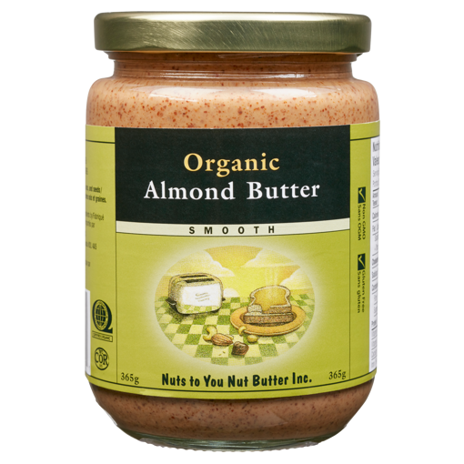 Picture of Organic Almond Butter - 365 g