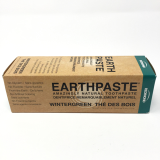 Picture of Earthpaste Toothpaste - Wintergreen - 113 g