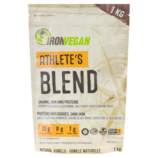 Picture of Athletes Blend - Vanilla - 1 kg