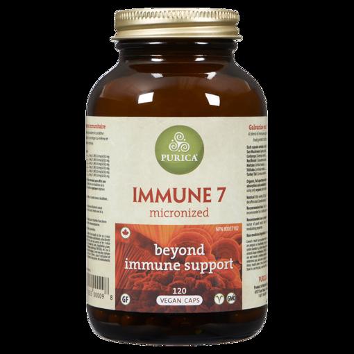 Picture of Immune 7 - 120 veggie capsules