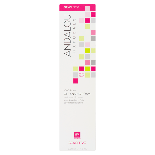 Picture of 1000 Roses Cleansing Foam Sensitive - 163 ml