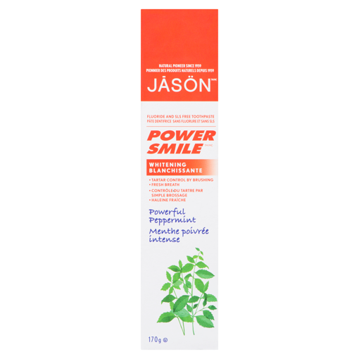 Picture of Jason Toothpaste