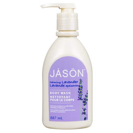 Picture of Body Wash - Calming Lavender - 887 ml