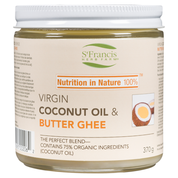 Picture of Virgin Coconut Oil and Natural Ghee