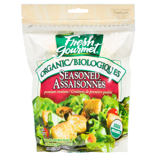 Picture of Seasoned Premium Croutons - 128 g