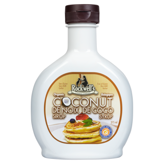 Picture of Organic Coconut Syrup - Coconut - 375 ml