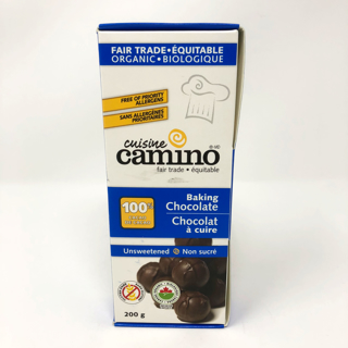 Picture of Baking Chocolate - Unsweetened 100% - 200 g