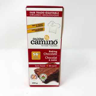 Picture of Baking Chocolate - Semi-sweet 56% - 200 g