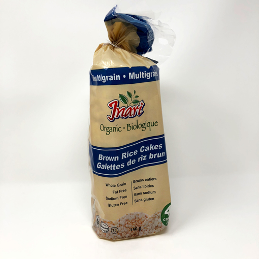 Picture of Brown Rice Cakes - Multigrain - 140 g
