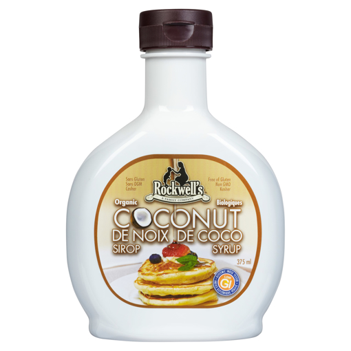 Picture of Organic Coconut Syrup