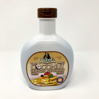 Picture of Organic Coconut Syrup - Maple - 375 ml