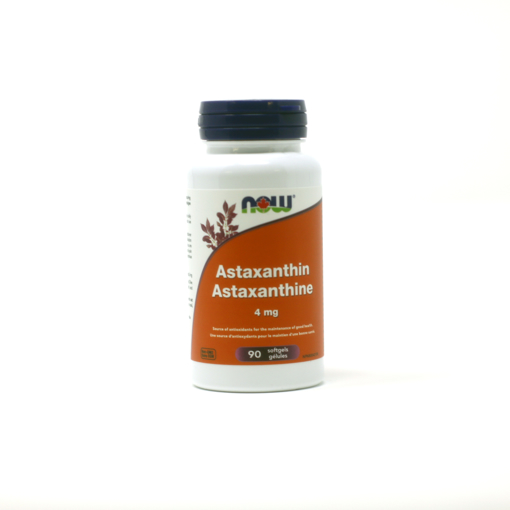 Picture of Astaxanthin - 4 mg - 90 soft gels