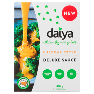 Picture of Deluxe Cheeze Sauce - Cheddar - 300 g