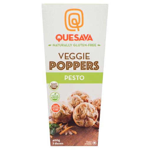 Picture of Cheese Poppers - Basil Pesto - 400 g