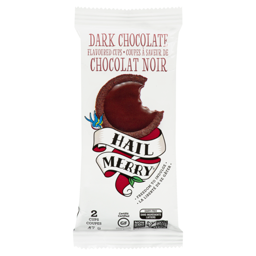 Picture of Cups - Dark Chocolate - 47 g